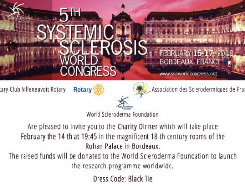 Charity Dinner – February 14th Rohan Palace Bordeaux