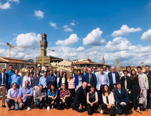 WSF/SIR Masterclass on ILD-SSc-Florence, Italy 2019