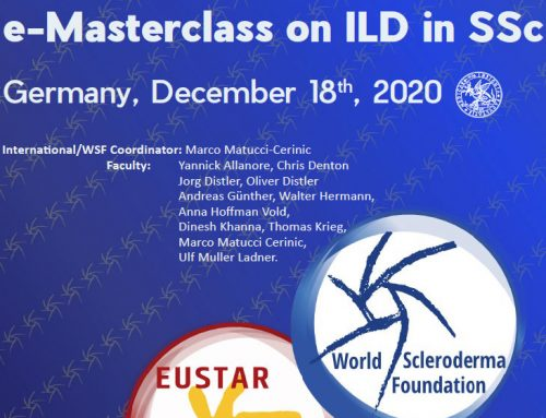 e-Masterclass on ILD in SSc, Germany, December 18th, 2020